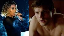 "Beyonce ""Crazy In Love"" Remix on Fifty Shades of Grey Trailer!"