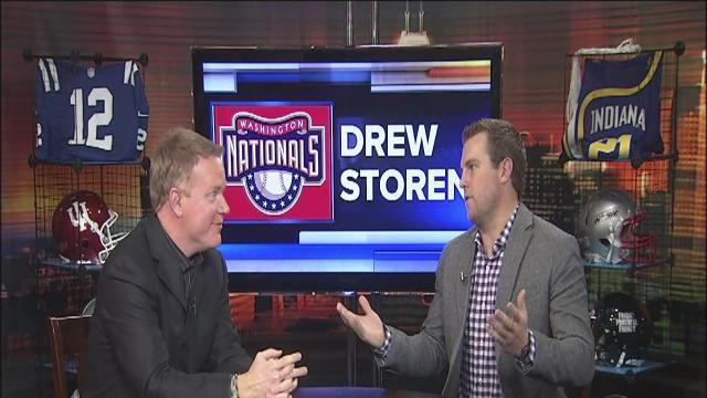 Sports Xtra: Washington Nationals Drew Storen hosts clinic