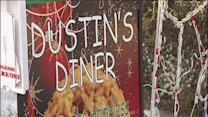 Dustin's Diner gives back for 20th year in a row