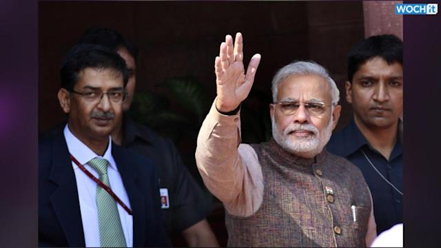 India's Modi Visits Bhutan On First Step Of Bid To Reassert Regional Sway
