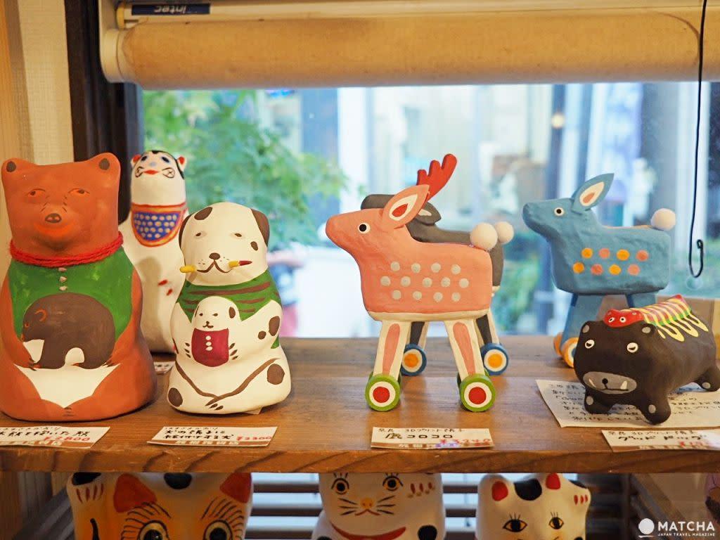 旅貓雜貨店 奈良張子
