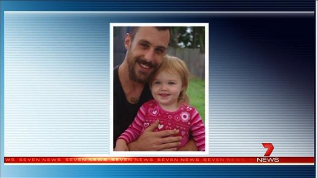 Father charged with murder