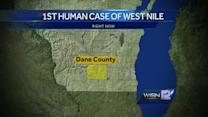 Human case of West Nile Virus reported in Dane County