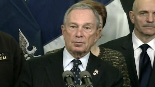 Mayor Bloomberg: Sandy Will Be 'Felt For Quite Some Time'
