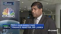 Sri Lanka fin min: Continuing to reduce our costs