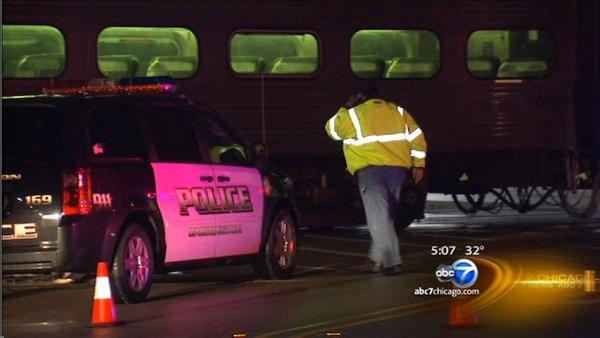 Boy hit by Metra train in Barrington loses foot