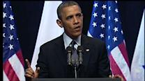 "Obama: ""We will not tolerate"" Syria using chemical weapons"