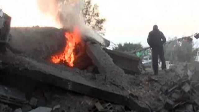 Israel, Hamas cease-fire in sight?