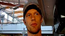 Eric Staal returns to Raleigh for MRI