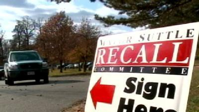 Final Push Made By Recall Suttle Committee