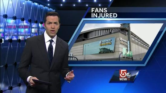 Questions remain after net injures fans at TD Garden