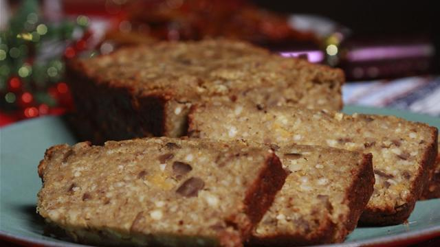 How to Make A Chestnut And Squash Nut Roast
