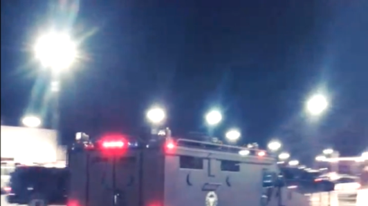Police Rush to New Jersey Mall After Gunfire