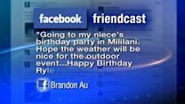 Facebook Friendcast: Brandon Au
