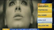 CNBC update: Adele best-seller of 2015