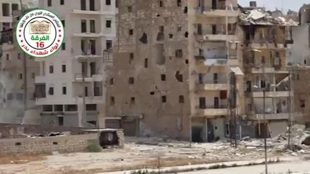 Fighting rages across Syria