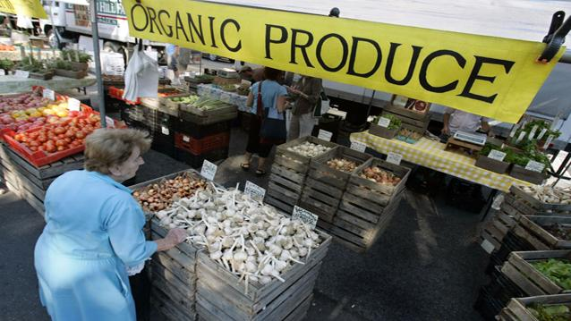 Organic Food Is Worth The Cost: Whole Foods CEO