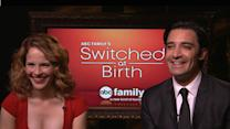 Gilles Marini And Katie Leclerc Talk ABC Family's 'Switched At Birth'