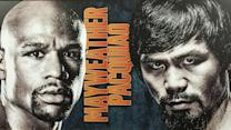 Mayweather-Pacquiao picks to win