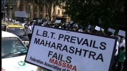 Mumbai traders strike enters 2nd day against LBT