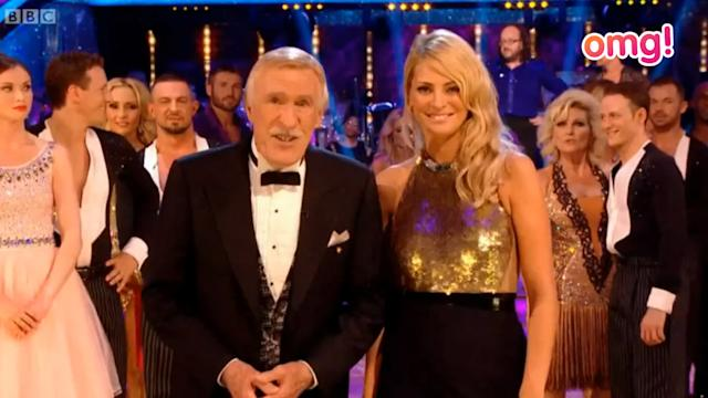 Is Bruce too old for Strictly?