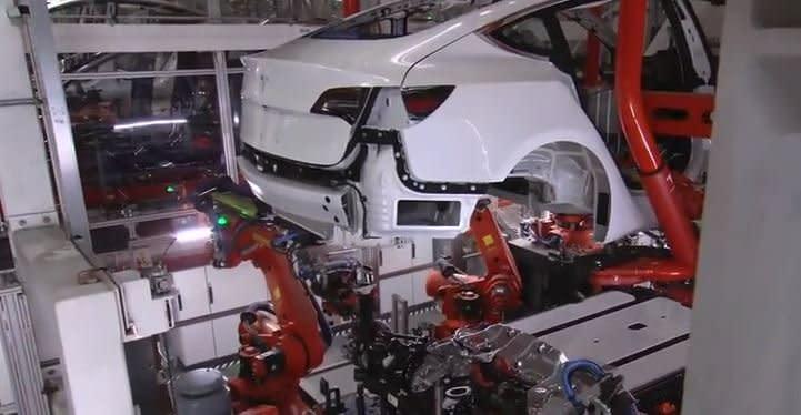 我錯了!伊隆馬斯克表示自動化生產是個錯誤