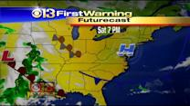Bob Turk Has Your Friday Night Forecast