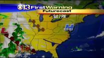 Bob Turk Has Your Friday Night Forecast