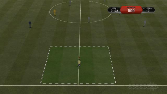 Passing Skill Game - FIFA 13 Gameplay