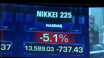 Nikkei Enters Correction; New GDP & Jobless Numbers; Buffett's Latest Buy
