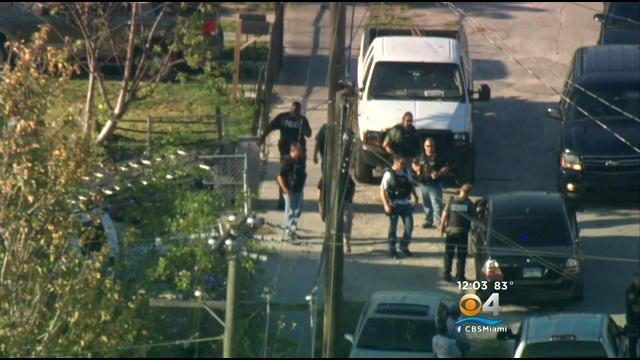 Prisoner Escapes In Miami