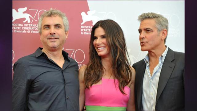 'Gravity' Earns Early Raves At Venice Film Festival