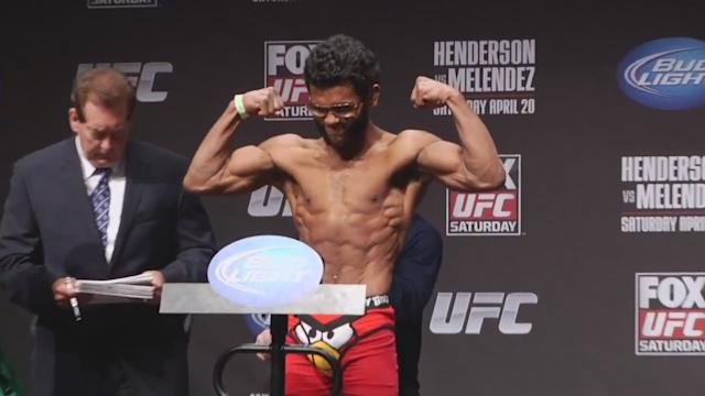 UFC on FOX 7 weigh-in highlights