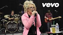 Jamie Lynn Spears Rehearses 'How Could I Want More'