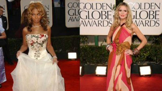 Worst Dressed at Golden Globes...Ever?