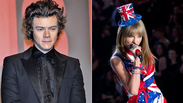 HARRY STYLES & TAYLOR SWIFT BACK TOGETHER? & MIDNIGHT MEMORIES LEAKED: TRENDIN? ON TEEN!