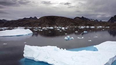 China, Others Want What's Under the Arctic Ice