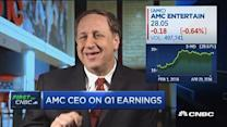 AMC CEO on results: We had record earnings