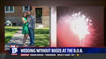 Couple Has Boozeless Wedding Reception at the B.O.B.