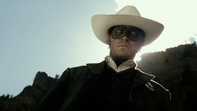 The Lone Ranger - Big Game TV Spot