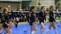 National Volleyball Tournament Takes Over Downtown Minneapolis
