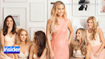 Lauren Conrad Dishes on Her Bridesmaids' Wedding Day Style