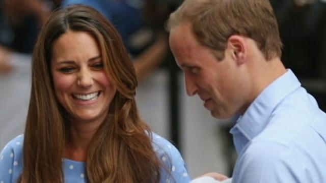 Prince William, Kate Middleton Back to Work