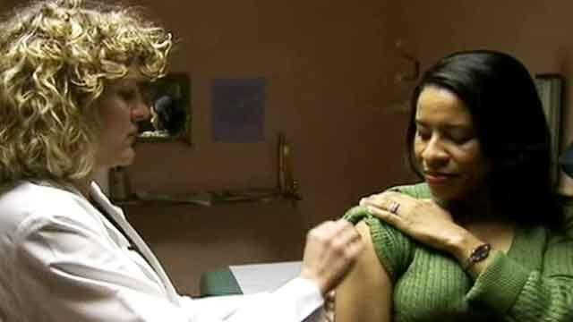 CDC: Widespread influenza reported in 48 states