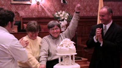 10 Years Later, Gay Marriage in the U.S.