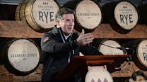 Under Armour CEO Kevin Plank gets into the 'sippin' whiskey' business