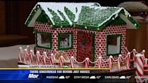 Taking gingerbread far beyond just houses