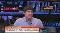 Growth comes from advertising: Foursquare CEO
