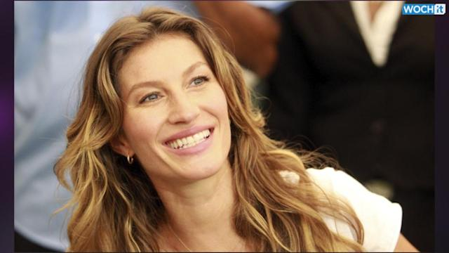 Gisele Bündchen Replaces Kate Moss As Face Of Stuart Weitzman, Poses Topless In First Ad