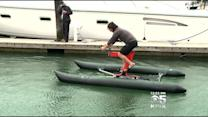 User-Friendly 'Water Bike' Designed To Take Commuters Across SF Bay